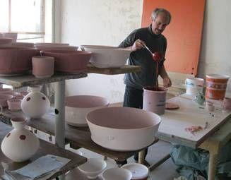 Hochschule Koblenz: Fritz Rossmann . Keramische Techniken und Glasuren