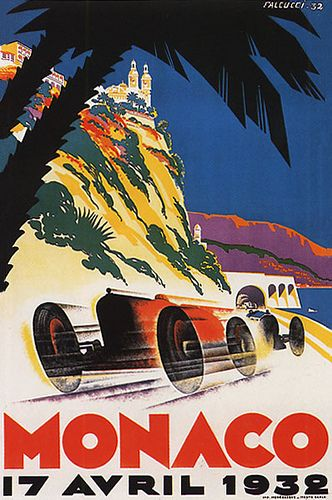 Grand Prix de Monaco 1932 by Templar1307, via Flickr