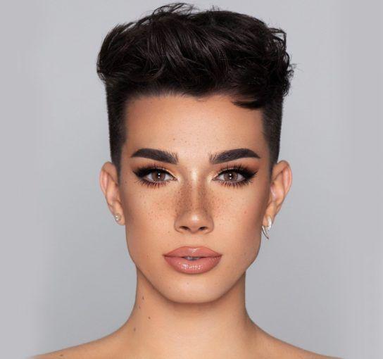 ترفندها و نکاتی که برای آرایش صورت لاغر و کشیده باید بدانید James Charles Charles James Natural Makeup Tutorial