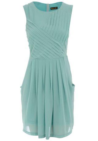 """""""mint""""green dress"""