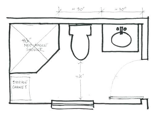 5x7 Bathroom Floor Plans 7 X 5 Bathroom Designs Superb Bathroom