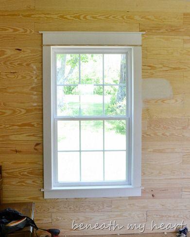 Pinterest the world s catalog of ideas for Mid century modern interior window trim