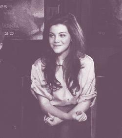 Why is she so dang cute!!!
