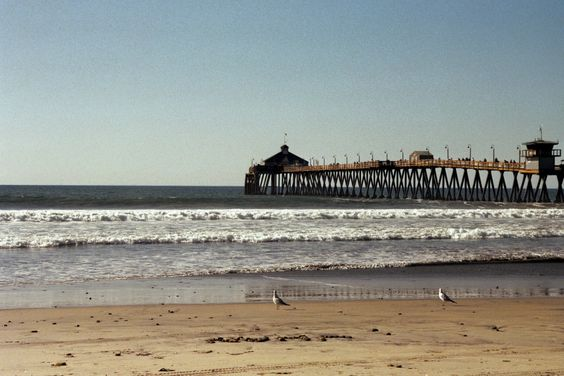 Imperial Beach view, no ones can duplicate the sound of the ocean.