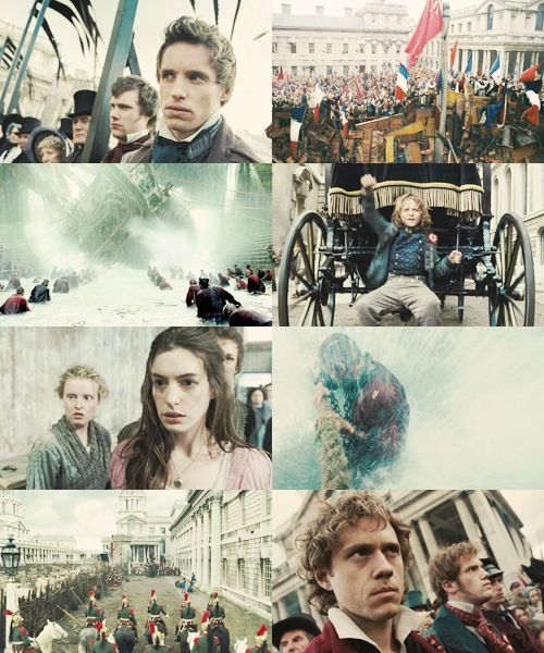 Les Miserables Collage