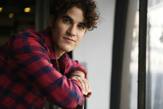 Darren Criss - San Francisco Chronicle, August 2016