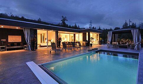 mansões de luxo - Pesquisa Google
