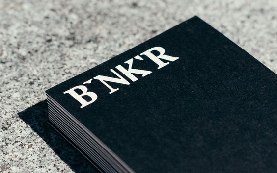 Karl Anders entwickelt neue Identität für den Münchener Kunstraum BNKR