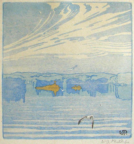 Walter Joseph Phillips: The Lake