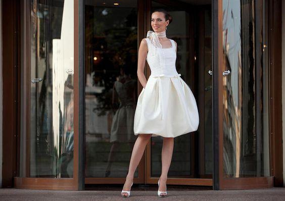 TWIGGI absolut traumhaftes Kleid Leinen, Sptze von edelweis-shop auf DaWanda.com