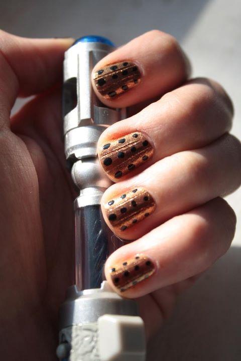 Dalek nails