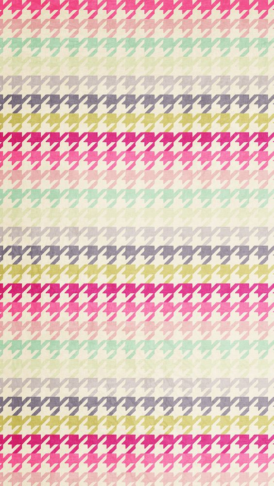 wallpaper polychromatic screen houndstooth - photo #34