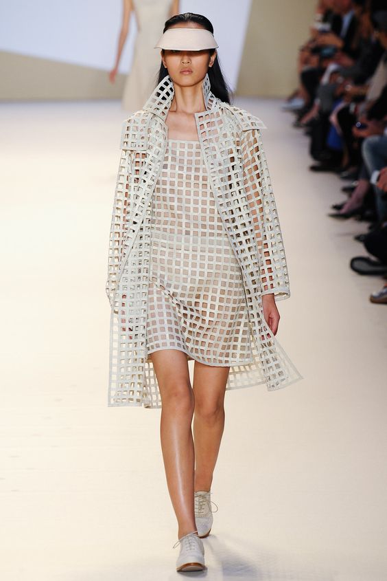 Akris - Spring 2015 Ready-to-Wear - Look 43 of 51