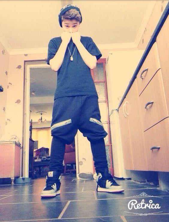 ♡ He is so cute!!! <3 Swag <3 <3 <3