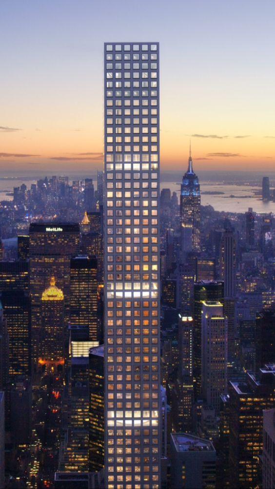 432 Park Avenue Penthouse 79million Plus 432 Park Avenue Skyscraper Skyscraper Architecture