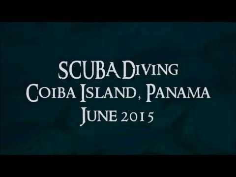 Scuba Diving Coiba Island Panama With Coiba Dive Center A Decent Experience Tons Of Schools Of Fish A Huge School Of Barracuda Coiba Scuba Diving Island