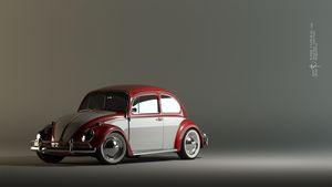 VW Bug 68' by PaulV3Design