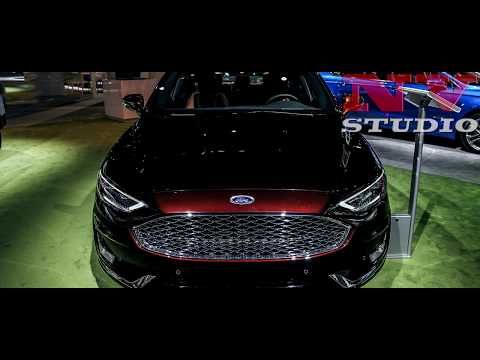 New 2019 Ford Fusion Hybrid Titanium Super Sport Interior And