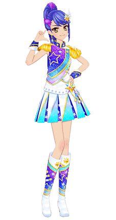 Aikatsu STARS! Tsubasa: