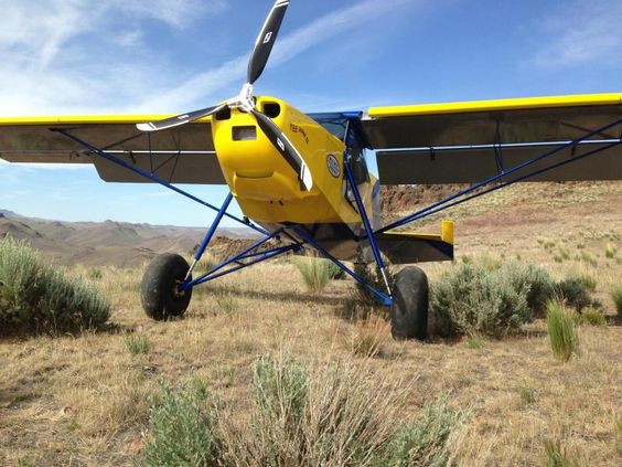 Just Aircraft Quot Super Stol Quot By Wild West Aircraft Stol