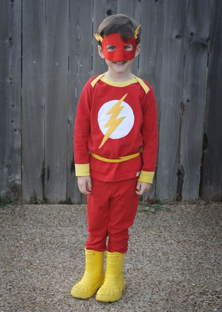 Flash Costume Costumes Kids