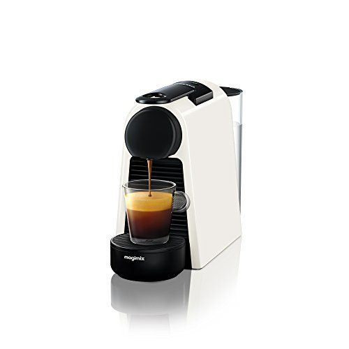 49.99 Nespresso Essenza Mini Coffee Machine, Pure White
