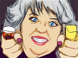 Paula Deen-Racist Confessions of an Artery-Clogging Kook Posing As A Cook.