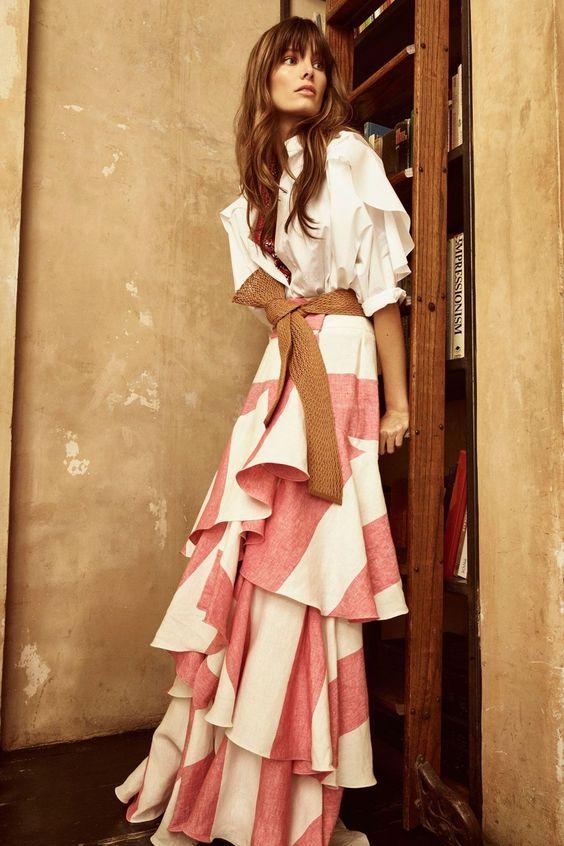 Johanna Ortiz Spring/Summer 2018 Resort Collection | British Vogue