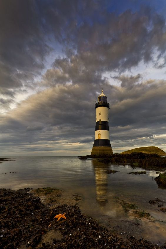 Penmon Lighthouse by Andy Wilson on 500px
