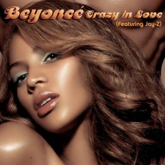 Beyoncé, Jay-Z – Crazy in Love (single cover art)