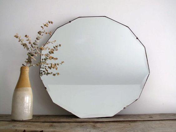 Vintage Wall Mirror Vintage Wall MIrrors by SnapshotVintage, $164.00