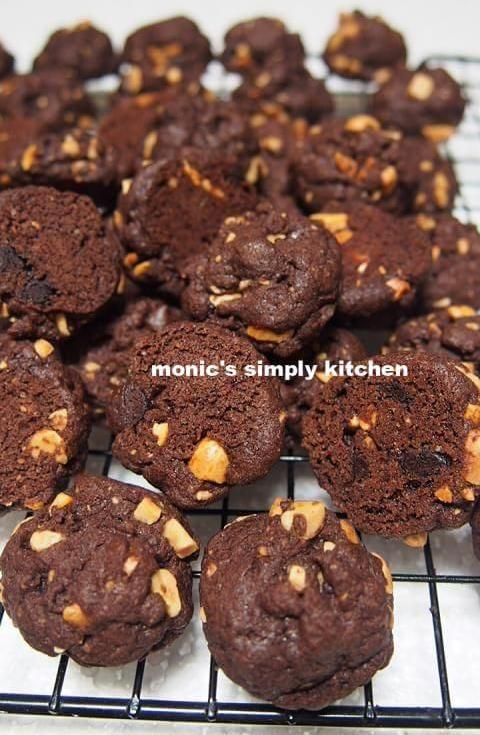 Resep Kue Kering Kurma Dates Cookies Perhitungan Harga Jual Monic S Simply Kitchen Resep Biskuit Makanan Kue Kering