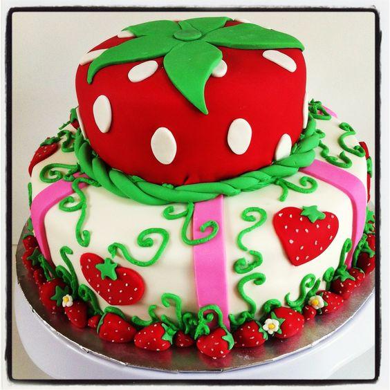 Strawberry Shortcake!!!