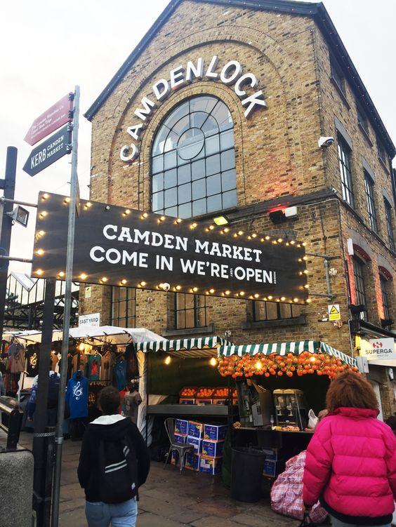 Camden Market - Londres