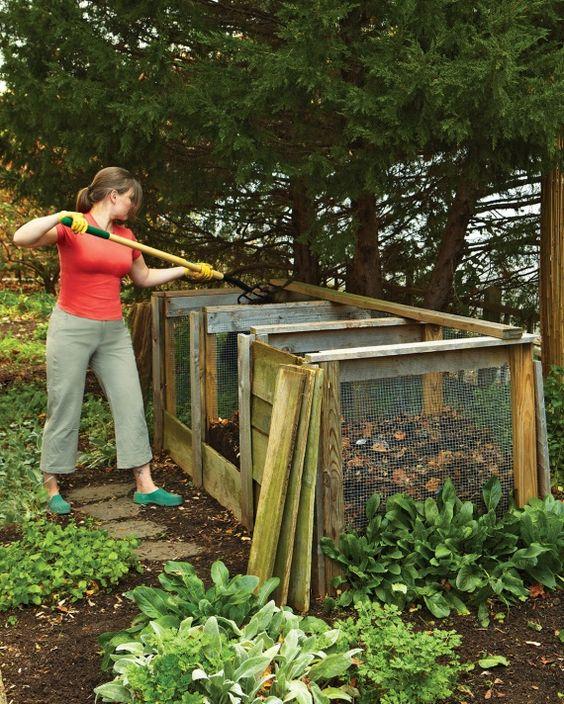 Diy Compost Bin Trash Can: Composting 101, Link And DIY