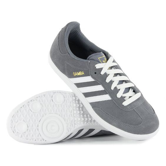 Adidas Samba Grey Womens Trainers | I ? Shoes | Pinterest | Trainers, Adidas  and Gray