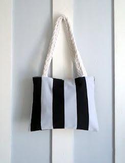 DIY tshirt bag