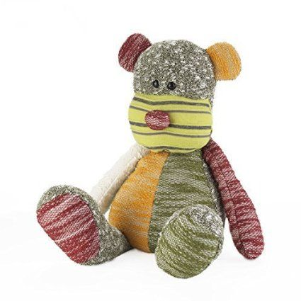 New Intelex Warmies - Knitted Microwavable Toys (Bear) by Intelex