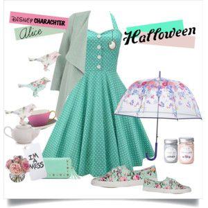 Alice In Wonderland | Haloween Costume