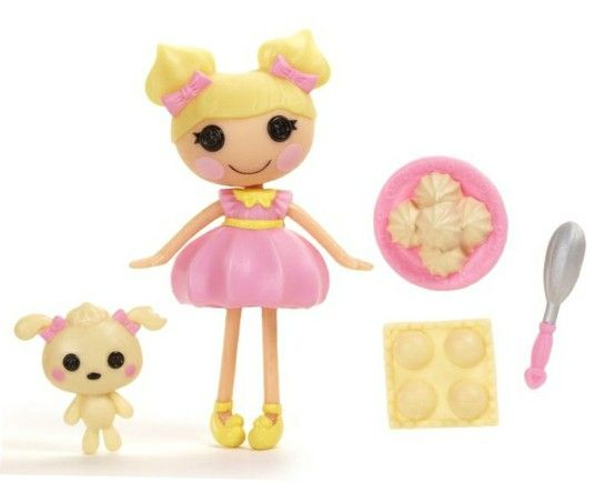 Mini Lalaloopsy - Dollop Light 'N' Fluffy | Lalaloopsy ... Lalaloopsy Dollop Light N Fluffy
