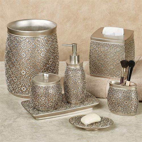 20 Silver Bathroom Accessories Magzhouse, Discontinued Bathroom Accessories
