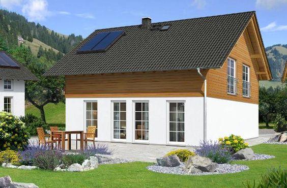 einfamilienhaus satteldach garage - Google-Suche