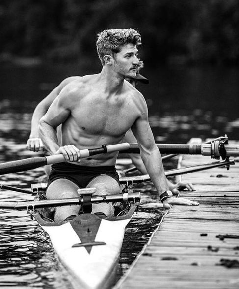Hot Male Rowers