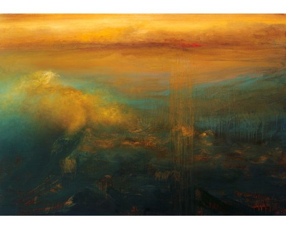 Samantha Keely Smith | Paintings 2012-2013 ... Her work is so relaxing.  I'm obsessed.