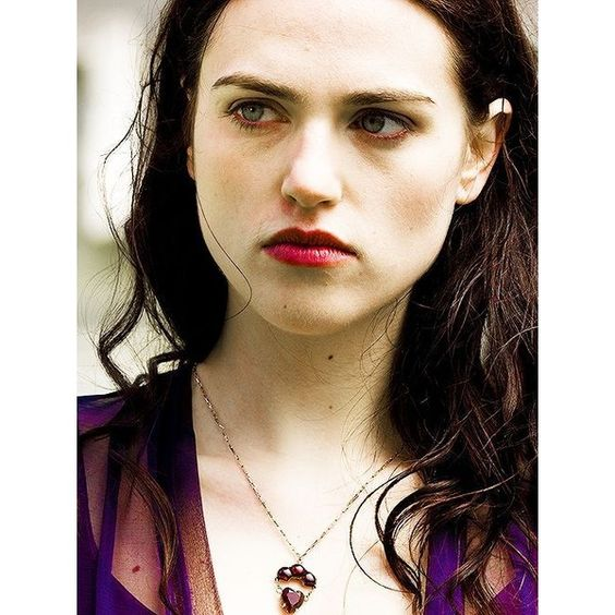 Katie McGrath as the Lady Morgana Pendragon from BBC's hit TV series... ❤ liked on Polyvore featuring merlin