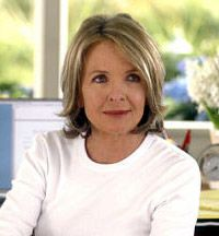 diane keaton,  love her humor and style