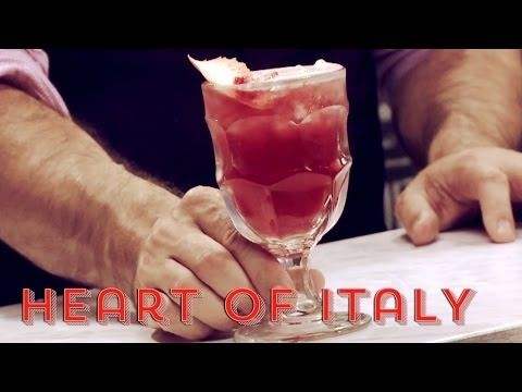 Valentine's Cocktails: The Heart of Italy #valentines #recipe