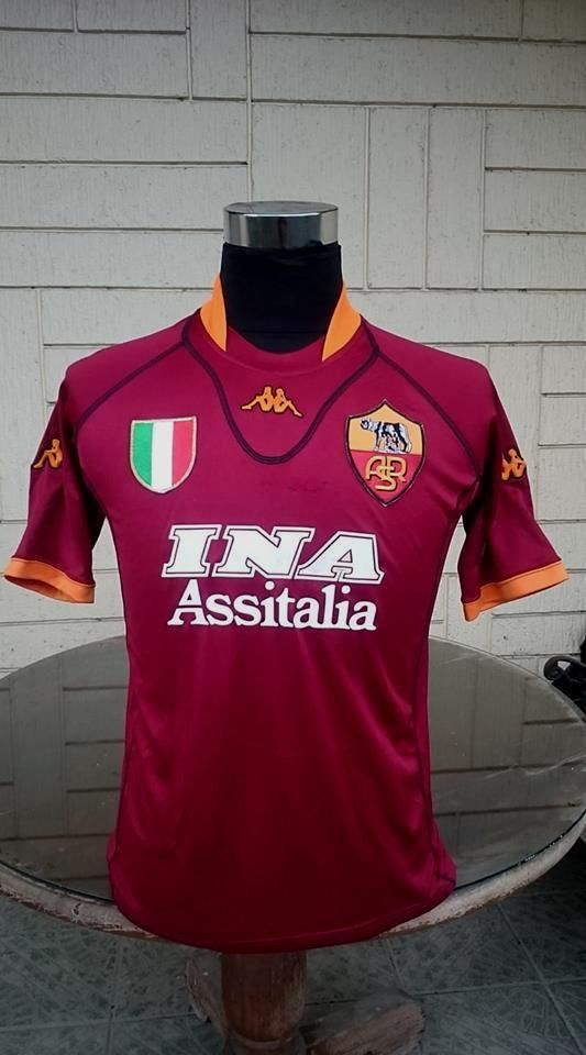 Pin On As Roma Fc