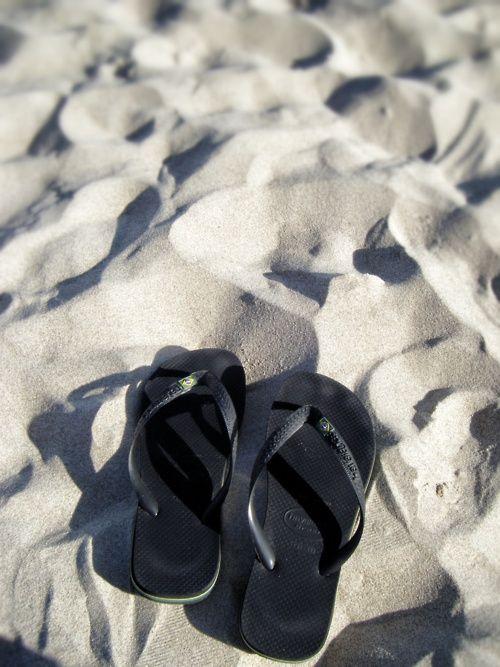 ...stessa spiaggia, stesso mare.... con la mente.