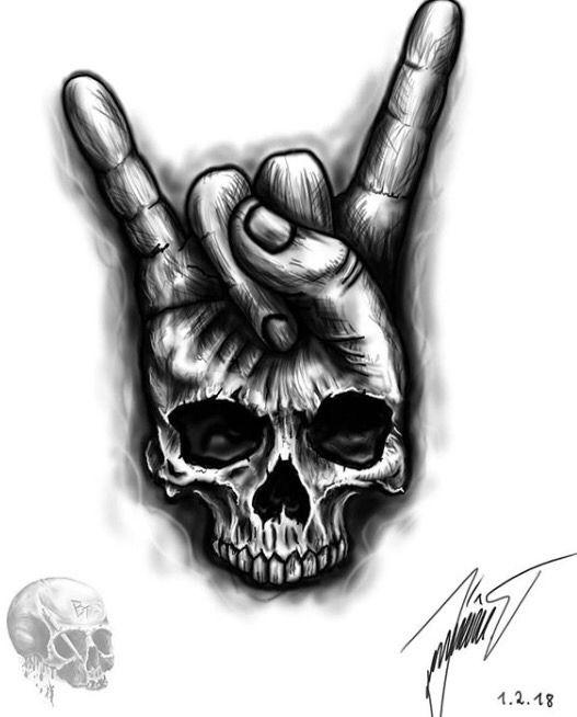 Https Ift Tt 2hb6bpf Skulls Drawing Skull Tattoo Design Skull Art Tattoo